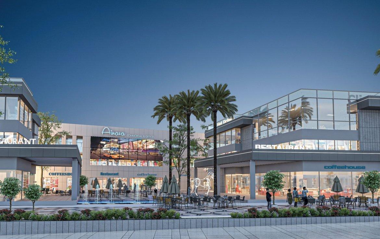 Ainava mall new capital